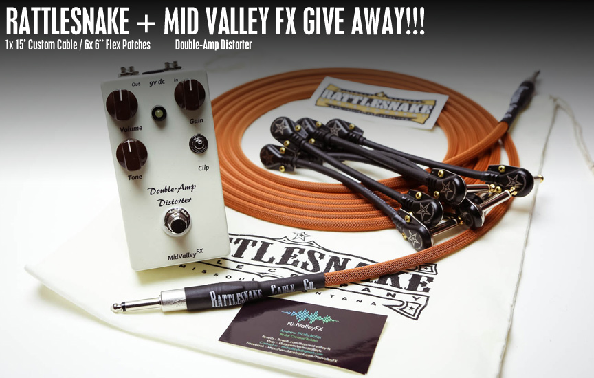 Rattlesnake Cable Company - High quality instrument and ... on