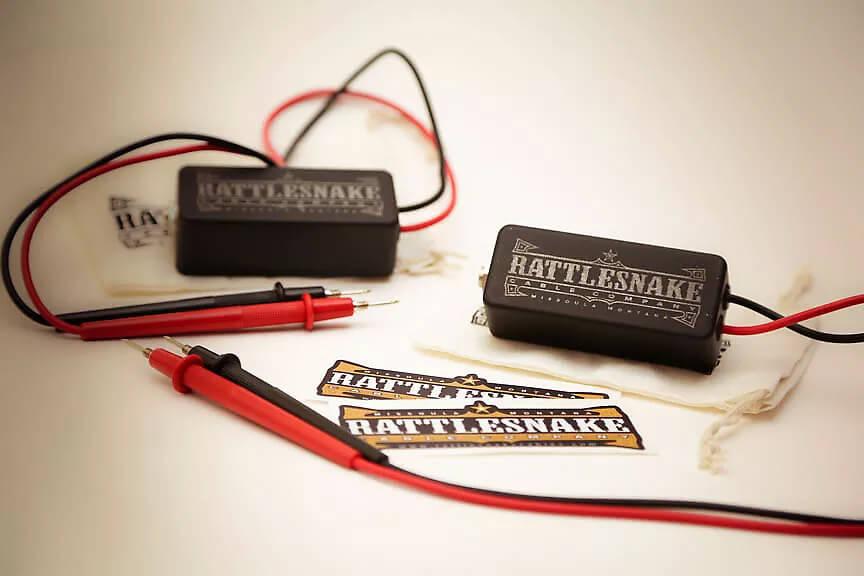 Rattlesnake Audio Probe