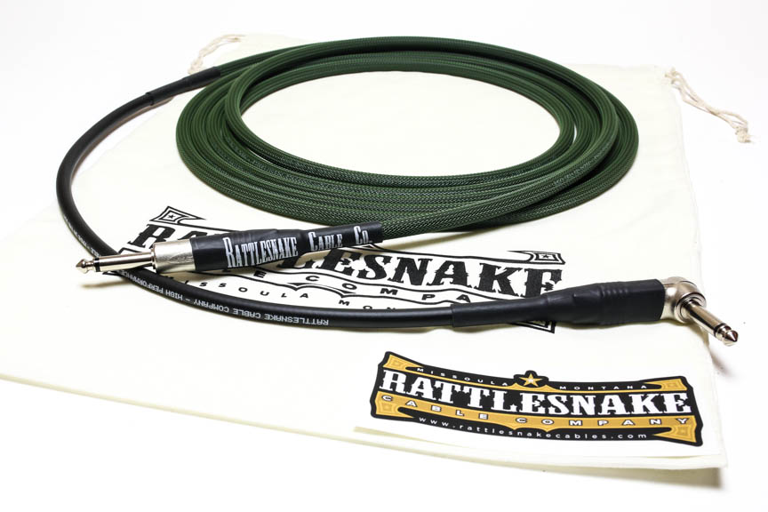 Rattlesnake Cable Company - Offering high quality instrument cables ...